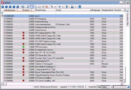Programmstruktur von SelectLine