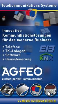Telekommunikations System von Agfeo