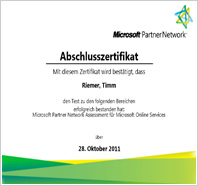 Microsoft PartnerNetwork
