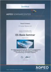 AGFEO ES-Basis Seminar