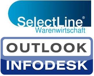 InfoDesk zu SelectLine Schnittstelle